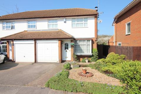 3 bedroom semi-detached house for sale - Whitehaven, Luton, Bedfordshire, LU3 4BX