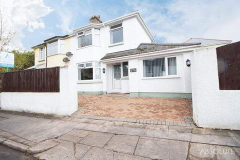 4 bedroom semi-detached house for sale - Rowcroft Road, Paignton