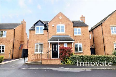 4 bedroom detached house for sale - Mayfly Close, Oldbury