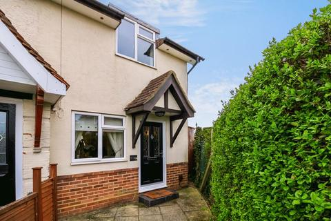 2 bedroom end of terrace house for sale - Butts Crescent, Sholing