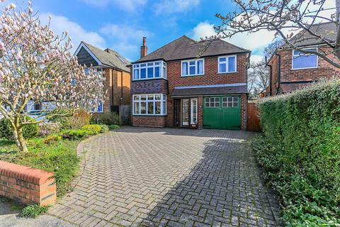 4 bedroom detached house for sale - Manor Road, Solihull