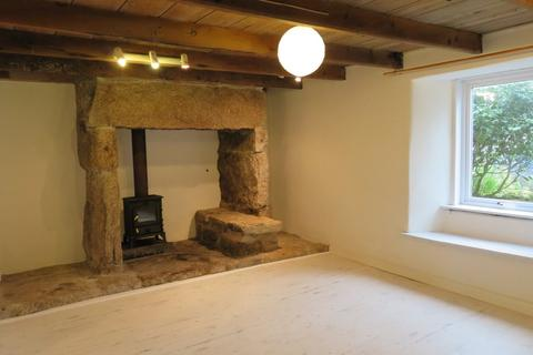 3 bedroom terraced house to rent - Trevegean, St. Just