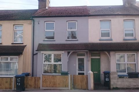 2 bedroom terraced house to rent - Boundary Road, Ramsgate