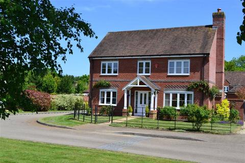 4 bedroom detached house for sale - Mortons Lane, Upper Bucklebury, Berkshire, RG7