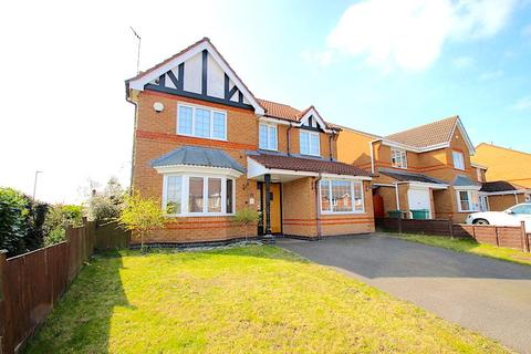 4 bedroom detached house for sale - Burchnall Road, Thorpe Astley