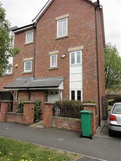 4 bedroom townhouse to rent - Drayton Street, Hulme