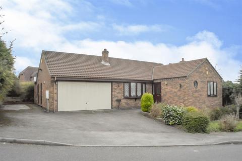 3 bedroom detached bungalow for sale - Briar Close, Stanton Hill, Sutton-In-Ashfield