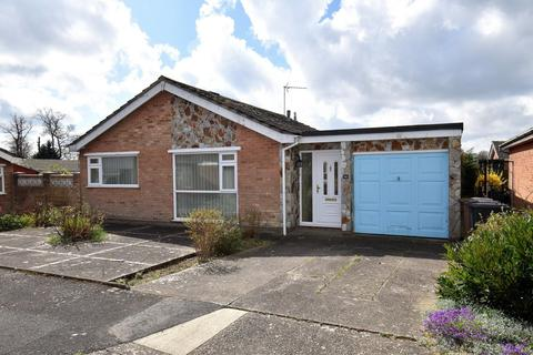 3 bedroom detached bungalow for sale - Sandringham Close, Ipswich, IP2 9DT