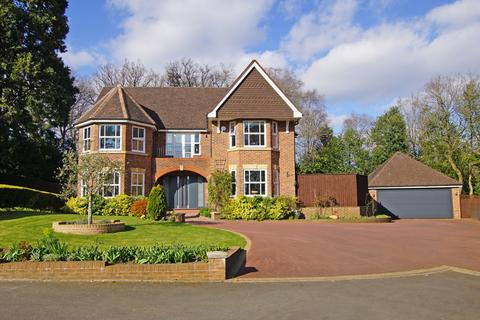 5 bedroom detached house for sale - Brookwood Drive, Barnt Green, B45 8GG