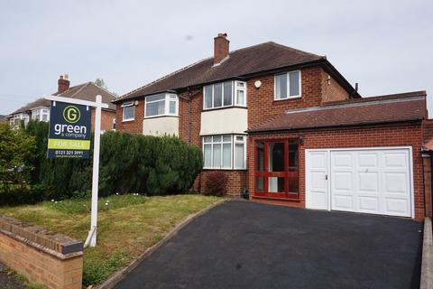 3 bedroom semi-detached house for sale - Coppice View Road, Sutton Coldfield