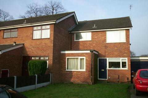 4 bedroom semi-detached house to rent - Cotton Hill, Withington, M20