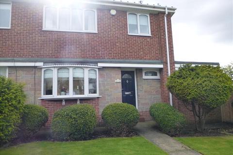 3 bedroom semi-detached house for sale - BOWBANK CLOSE, TUNSTALL, Sunderland South, SR3 1PW