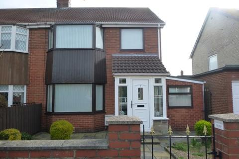 3 bedroom semi-detached house for sale - DOREEN AVENUE, SEAHAM, OTHER AREAS