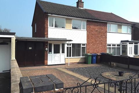 3 bedroom semi-detached house to rent - Ashtree Bank Rugeley, WS15 1HN