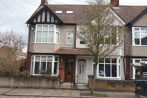4 bedroom terraced house to rent - Harefield Road,Coventry CV2