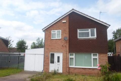 4 bedroom detached house for sale - Butler Close, Rusheymead, Leicester LE4