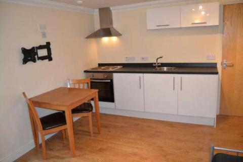 Studio to rent - Richmond Road, Cardiff