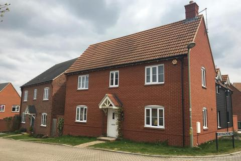 4 bedroom detached house to rent - Great Western Park, Didcot, OX11