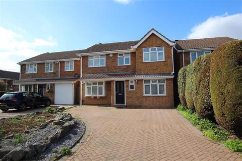 4 bedroom detached house for sale - Falstaff Close, Sutton Coldfield, B76 1YG