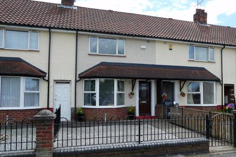 2 bedroom terraced house to rent - Hopewell Road, Hull, East Riding of Yorkshire, HU9