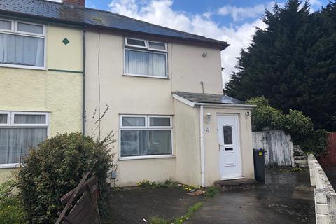 3 bedroom semi-detached house to rent - Skelmuir Road, Tremorfa, Cardiff CF24