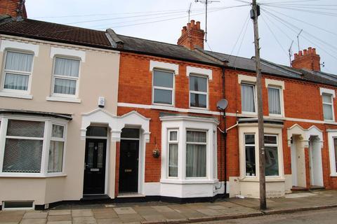 2 bedroom terraced house for sale - Clarke Road, Abington, Northampton NN1 4PL
