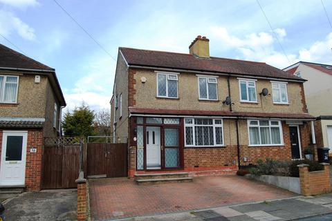 3 bedroom semi-detached house for sale - Fullingdale Road, The Headlands, Northampton NN3 2QA