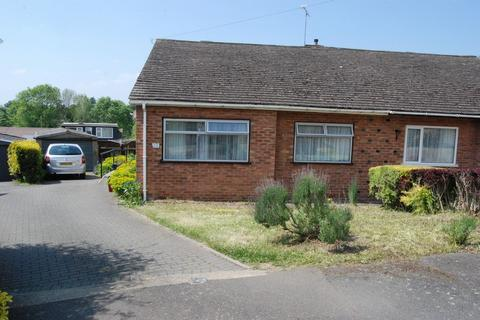 2 bedroom semi-detached bungalow to rent - Syers Green Close, Long Buckby, Northampton NN6 7QW