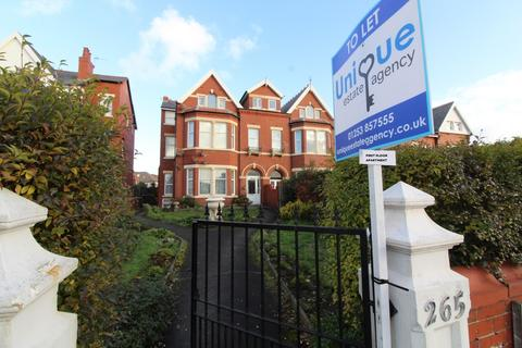 1 bedroom apartment to rent - 265 Clifton Drive South, Lytham St. Annes, Lancashire, FY8