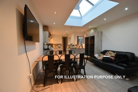 5 bedroom end of terrace house to rent - A Fantastic new 5 Bedroom all en-suite property in Harborne