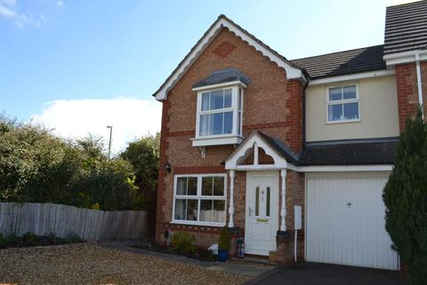 3 bedroom semi-detached house for sale - Butts Croft Close, East Hunsbury, Northampton NN4 0WP
