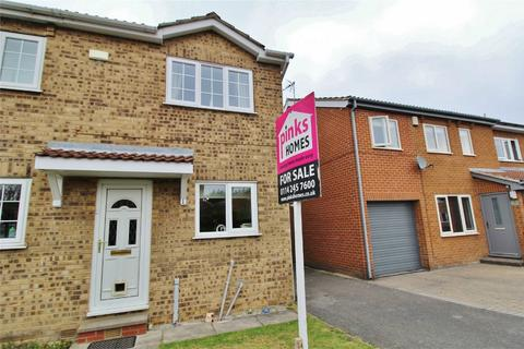 3 bedroom semi-detached house for sale - Hartland Court, Sothall, SHEFFIELD, South Yorkshire