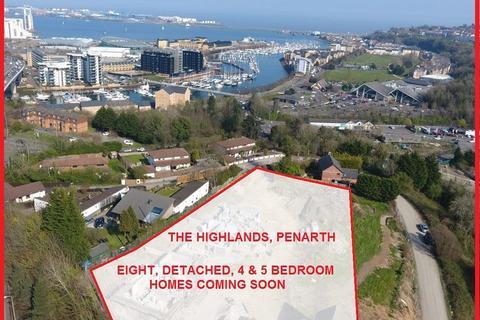 4 bedroom detached house for sale - Highlands, Penarth, The Vale Of Glamorgan CF64 2NR