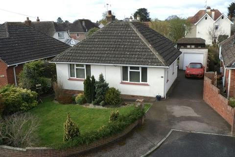 3 bedroom detached bungalow for sale - Briar Close, Exmouth