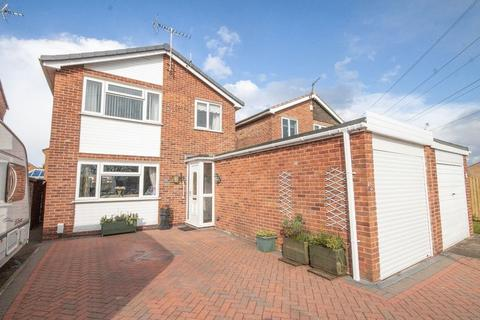 3 bedroom detached house for sale - Zetland Crescent, Stenson Fields