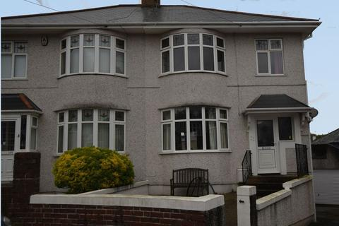 3 bedroom semi-detached house to rent - Parker Road, Plymouth