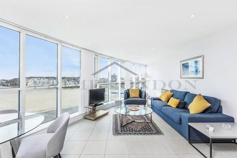 2 bedroom apartment to rent - Hamilton House, St George Wharf, Vauxhall