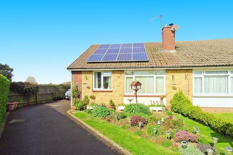 2 bedroom semi-detached bungalow for sale - Manor Gardens, Southbourne, PO10