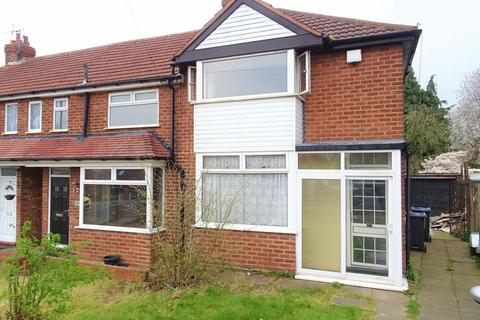 2 bedroom end of terrace house to rent - Groveley Lane, West Heath