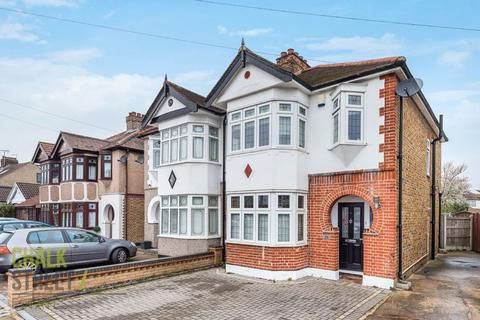 3 bedroom semi-detached house for sale - Marshalls Drive, Romford, RM1