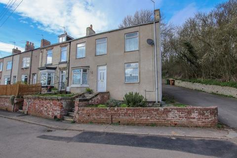 4 bedroom end of terrace house for sale - East Crescent, Loftus