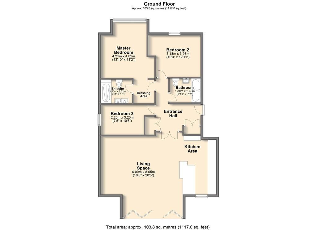 Floorplan 1 of 6