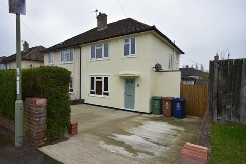 3 bedroom semi-detached house to rent - Malford Road, Oxford