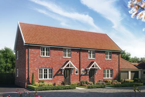 3 bedroom semi-detached house for sale - 1 Pear Tree Close, Troston