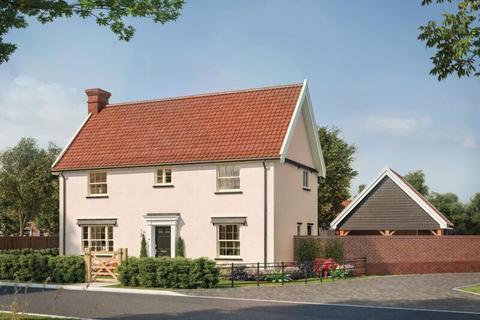 4 bedroom detached house for sale - Plot 1 Poppy Fields, Gislingham