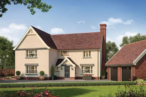 4 bedroom detached house for sale - Plot 4 Poppy Fields, Gislingham