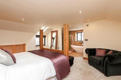 5 bedroom barn conversion for sale - Stretton Cottage, Highstairs Lane, Stretton, Alfreton, DE55 6FD