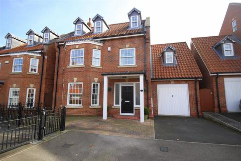 5 bedroom detached house for sale - Rymers Court, Darlington