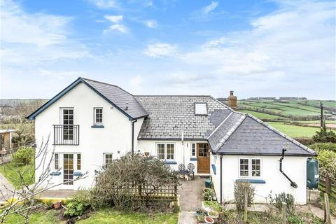 4 bedroom detached house for sale - Woodtown, Fairy Cross, Bideford, Devon, EX39