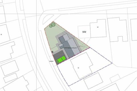 Land for sale - Portreath Drive, Allestree, Derby